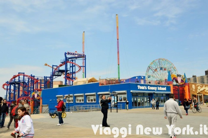 How Far From Manhattan To Coney Island